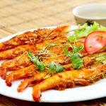Cách chế biến tôm càng xanh nướng muối ớt siêu ngon, cực dễ
