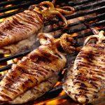 5 bước chế biến mực nướng chao ngon như ngoài hàng