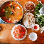 Lẩu cá hồi – Món ngon, giàu dưỡng chất cho cả gia đình