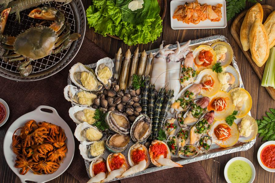 Tất cả các loại hải sản đều có thể gây dị ứng