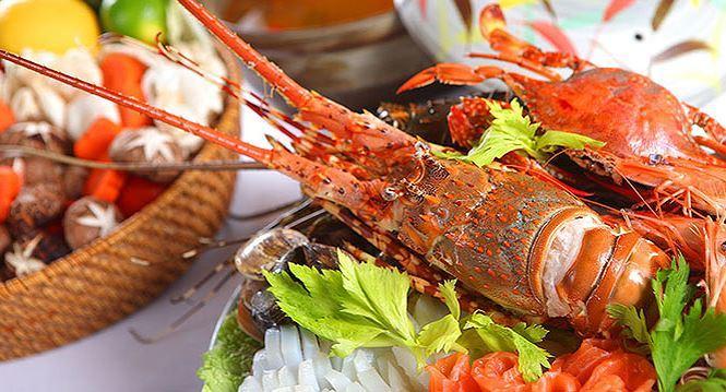 Sau khi ăn hải sản từ 1 - 2 tiếng mới nên ăn tráng miệng